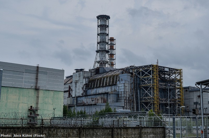 centrale tchernobyl pripiat