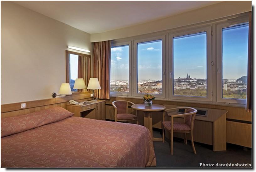 Hotel Budapest Danubius : loger dans un hôtel 4* à 40€ la nuit