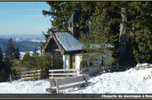 chapelle neureuth lac tegernsee