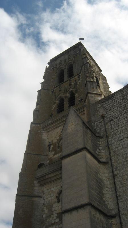 clocher cathedrale saint gervais lectoure