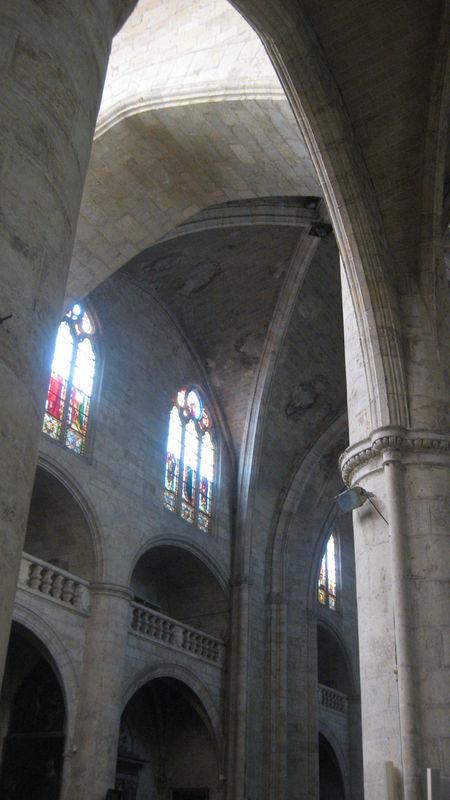 coupole cathedrale saint gervais lectoure
