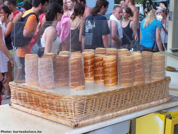 Kurtoskalacs Dessert Typique De Hongrie Recette Hongroise
