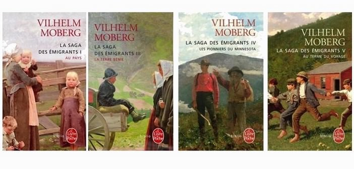La saga des émigrants de Vilhelm Moberg : épopée passionnante (Littérature suédoise)