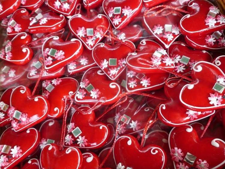 Licitars ; les cœurs de Zagreb, une recette au secret bien gardé