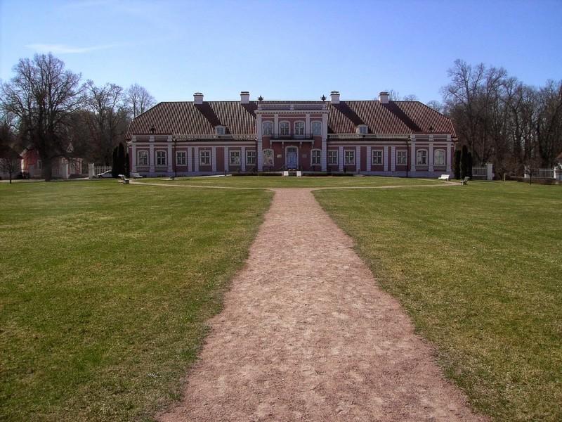 manoir de Sagadi parc lahemaa estonie