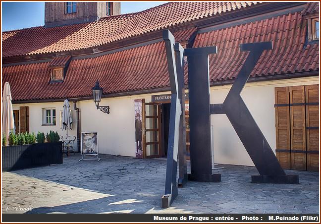 musee prague kafka