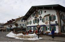Oberammergau Hotel alte Post