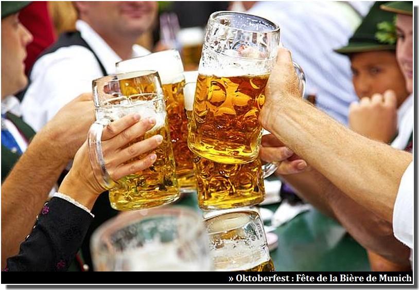 oktoberfest munich fete de la biere