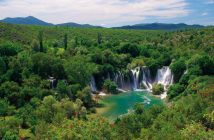 parc kravice bosnie herzégovine
