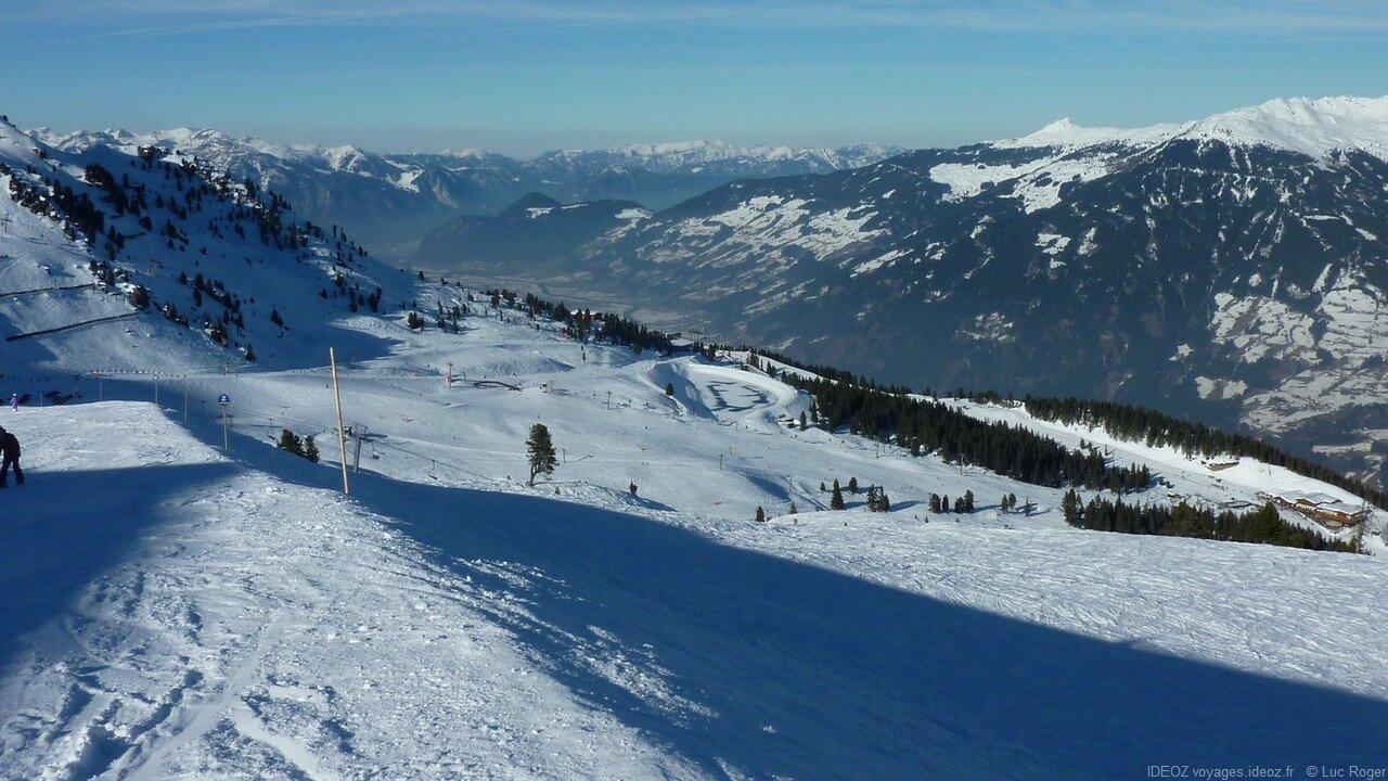 pistes de ski de Zillertal