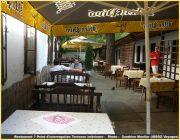 restaurant point d'interrogation belgrade terrasse