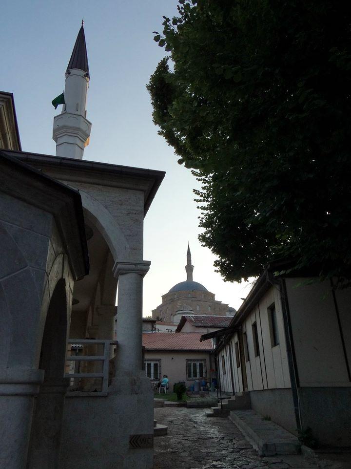 skopje mosquées