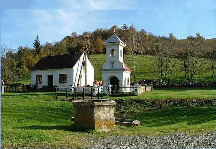 stara kapela en Croatie