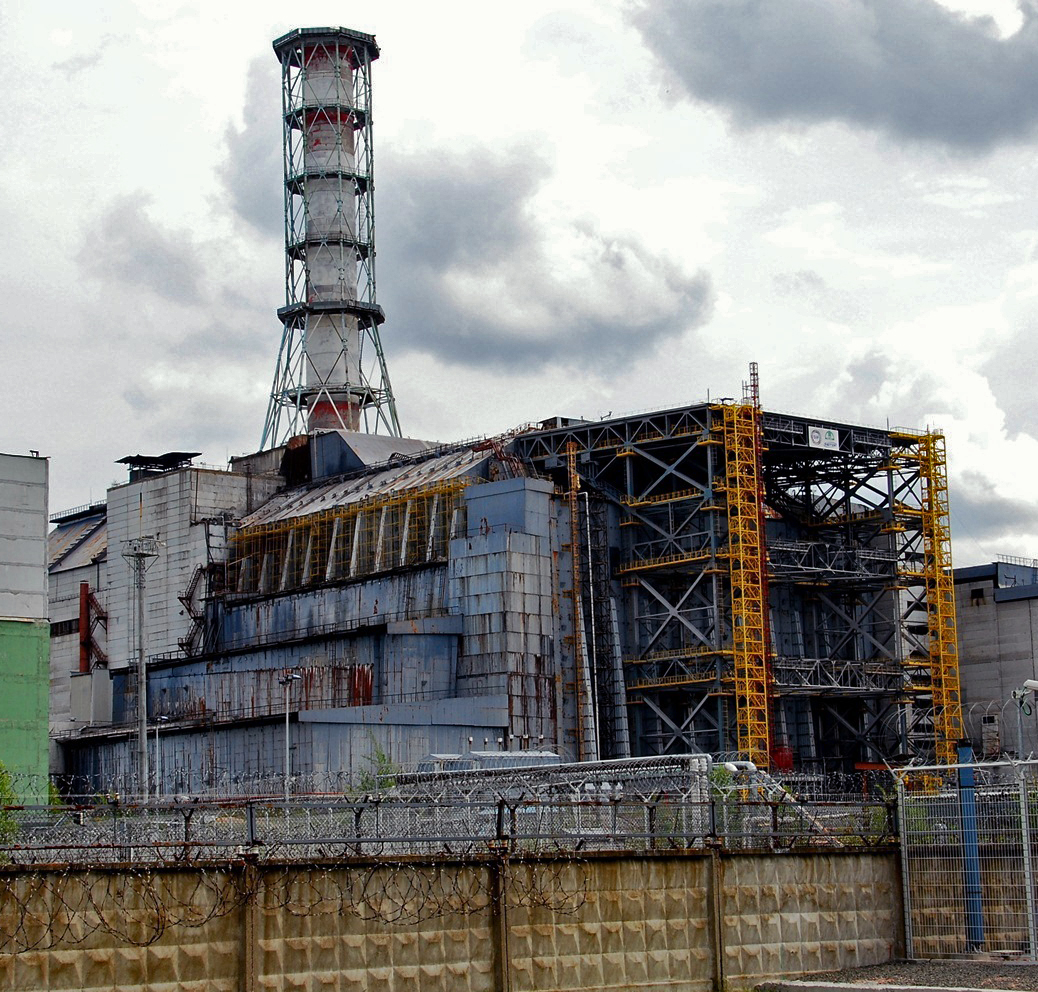 tchernobyl centrale reacteur 4