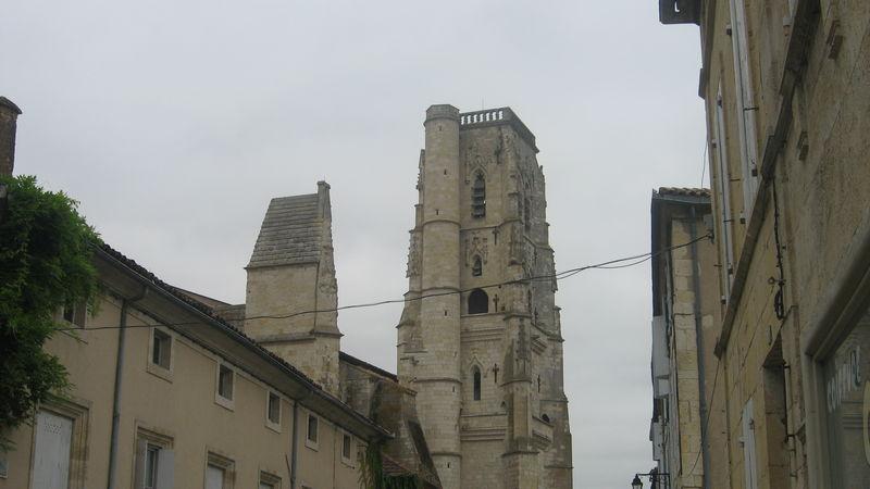 tour cathedrale saint gervais lectoure