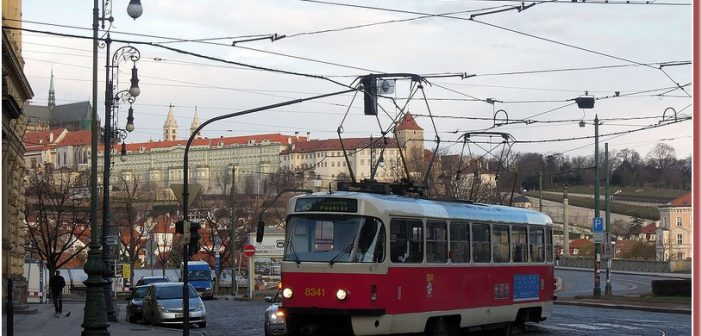 tramways prague