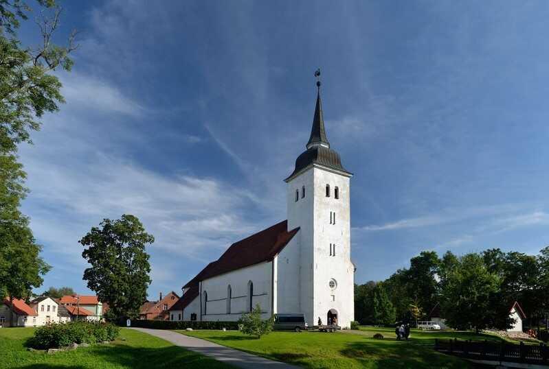 église Viljandi jaani kirik