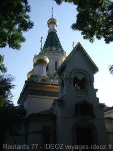 église russe saint nicolas de sofia