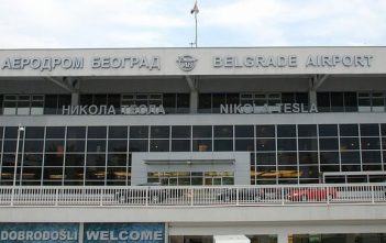 aeroport belgrade