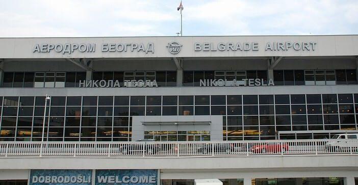 aeroport belgrade