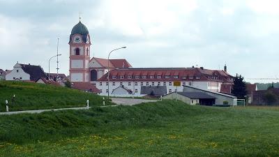 Abbaye Rohr en basse Bavière
