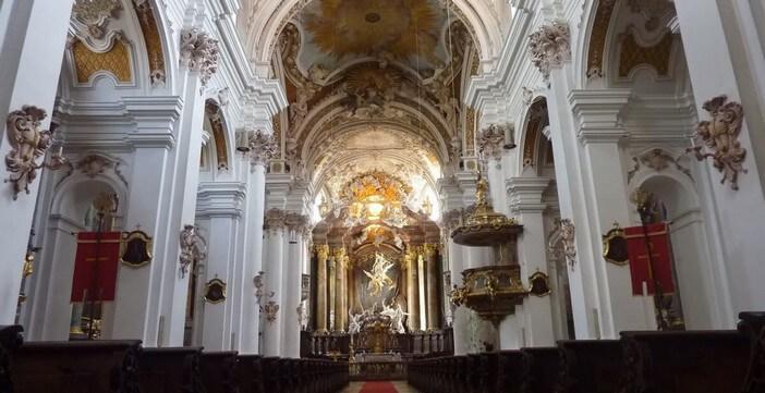 Abbaye Rohr en Basse-Bavière, chef-d'oeuvre baroque des frères Asam (Tourisme Bavière)