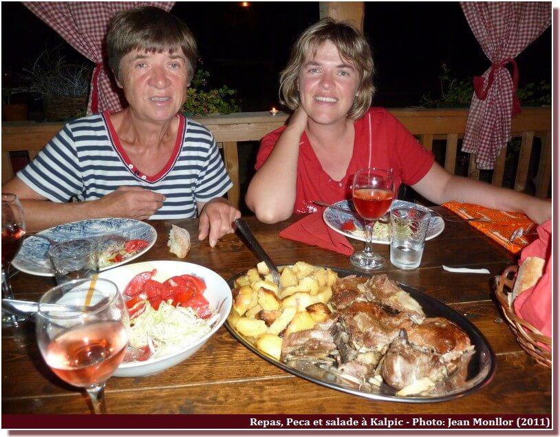 Agrotourisme Kalpic Krka peca