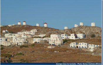 Amorgos Grèce