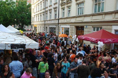 angertorstrassenfest munich fete de rue lesbienne annuelle