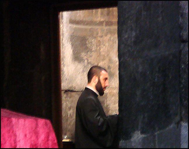 Arménie Pope de Sissian