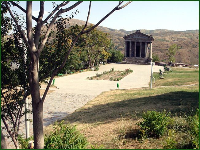 Armenie temple de Garni