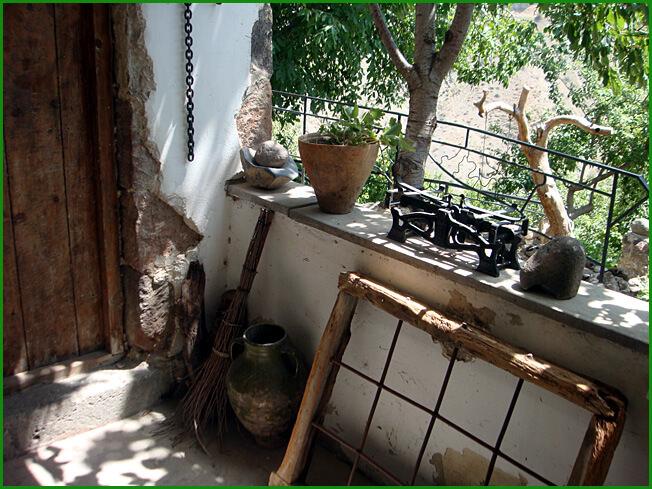 Arménie outils de la ferme