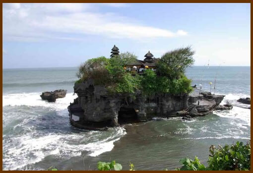 Bali temple de Tanahlot