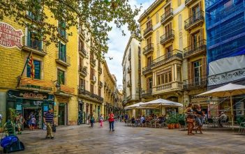Barcelona el Born