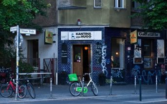 Berlin Kantina von Hugo