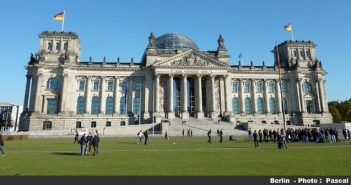 Berlin Parlement d'Allemagne