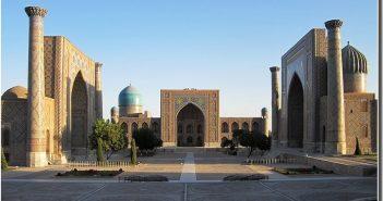 Boukhara Ouzbekistan