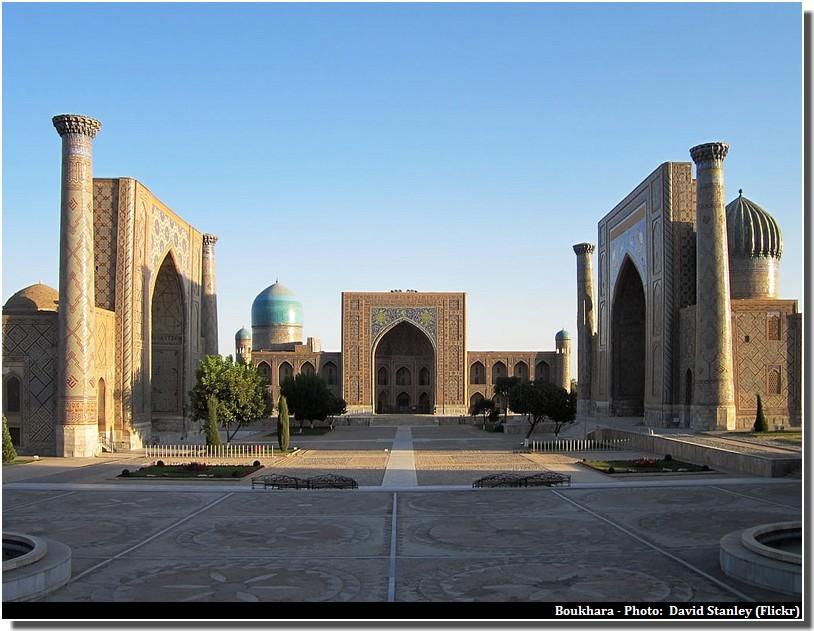 bukhara boukhara ouzbekistan