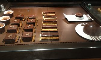 Boutique Lindt Paris chocolat