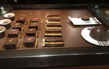 Boutique Lindt Paris chocolat
