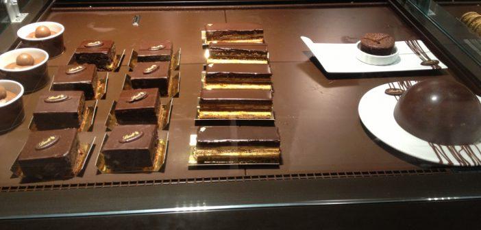 Chocolaterie a Paris: Paris gourmand, balades autour du chocolat