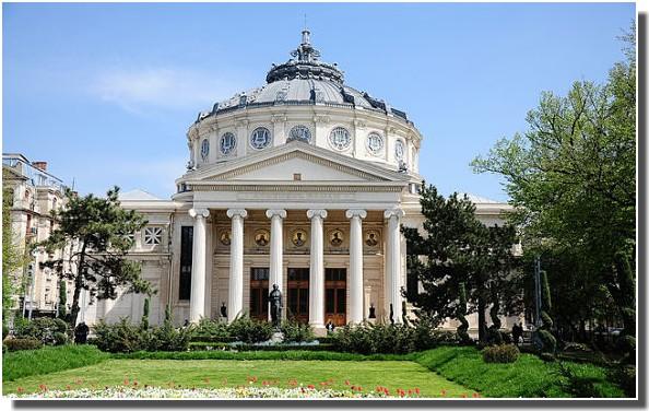 Bucarest Athenée roumain