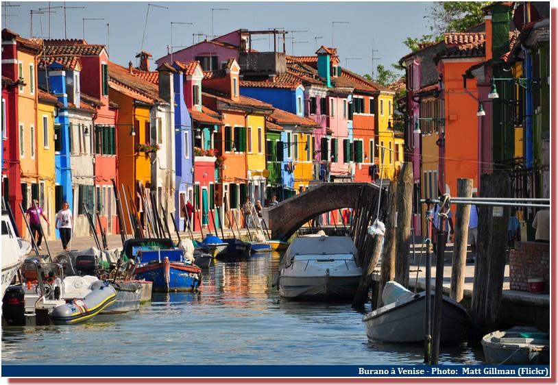 Burano Venise