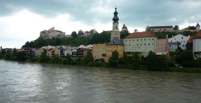 Burghausen Oberbayern