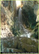 Cascade Grotte Kaklik Turquie