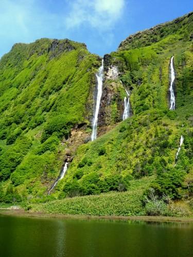 Cascades Ile de Flores