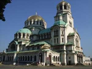 Cathédrale Alexandre Nevski Sofia