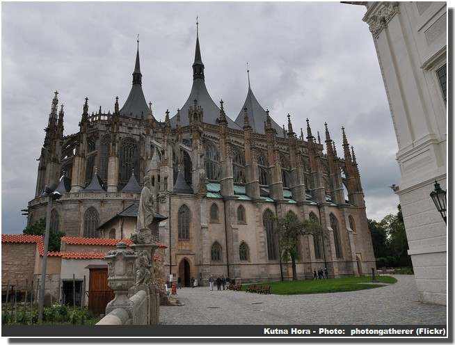 Cathedrale Kutna Hora
