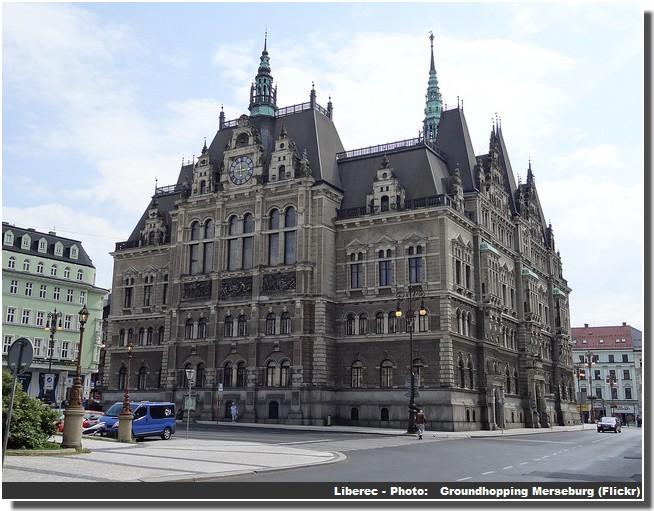 Centre ville Liberec