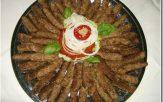 Cevapcici cuisine serbe bosniaque